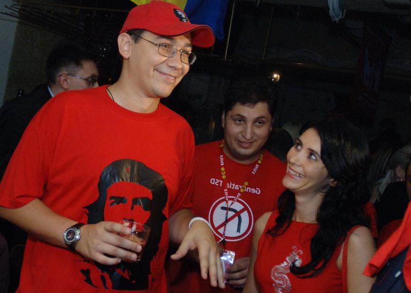 Ponta sau iresponsabilitatea opoziţiei