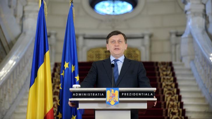 """""""Constitutia Antonescu"""" mentine atributiile prezidentiale in desemnarea premierului"""