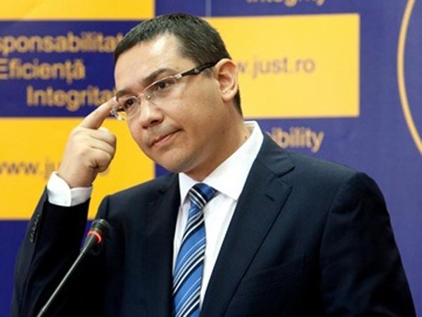 O dilema strategica pentru Victor Ponta