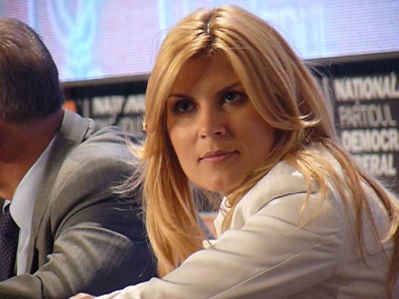 Elena Udrea la prezidentiale? Suna periculos, trage fusta mai jos…