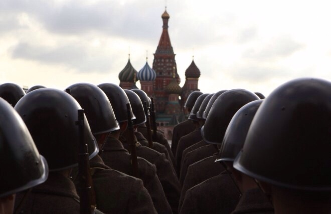 Axa Moscova, USL si expertii in nuante KGB