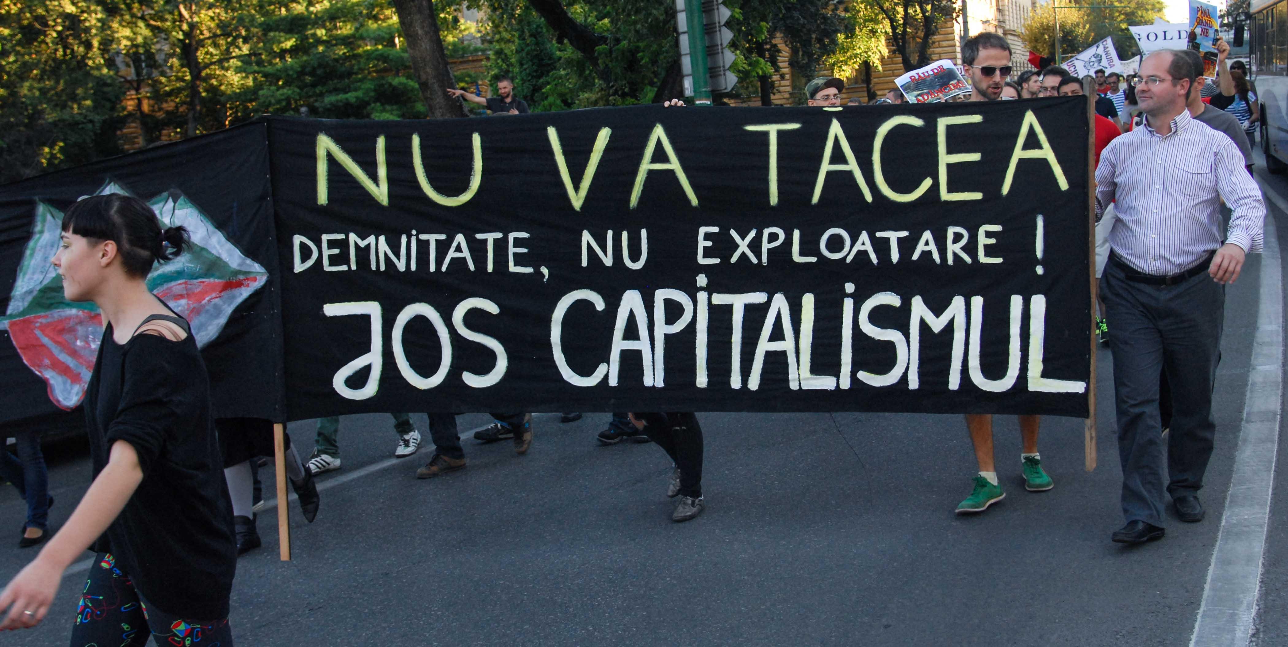 Venezuela s-a saturat de socialism