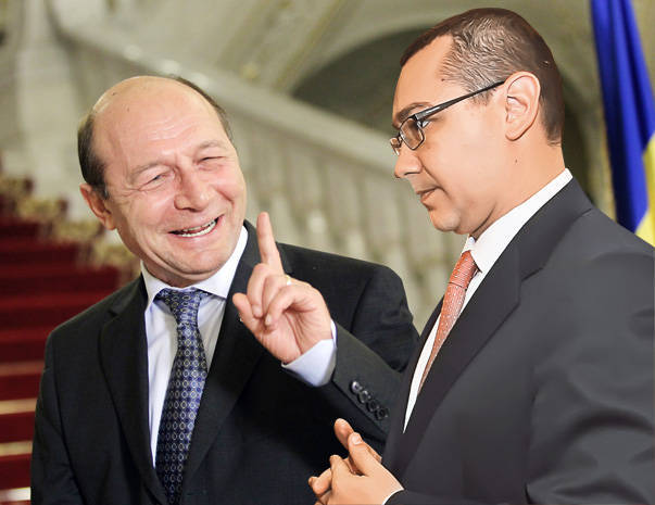 Ponta si Basescu folosesc Rusia impotriva Romaniei