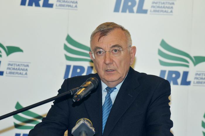 Chiliman: PNTcd trebuie sa mentina linia lui Coposu, adica Romania libera, capitalista, pro occidentala