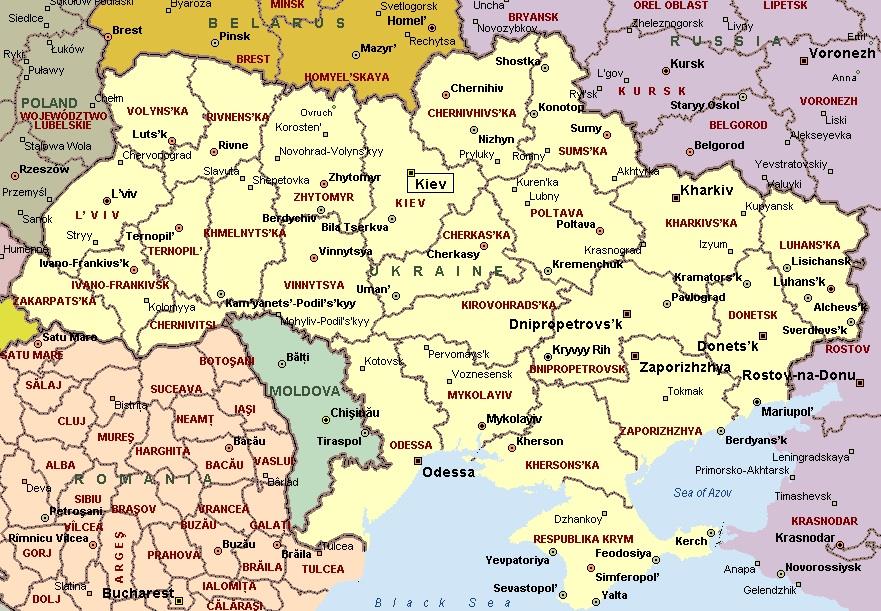 Romania nu ar recunoaste un referendum al minoritatii romanesti din Ucraina