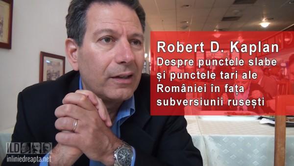 Subversiunea ruseasca – Reteta Kaplan pentru Romania: statul de drept si gazele de sist