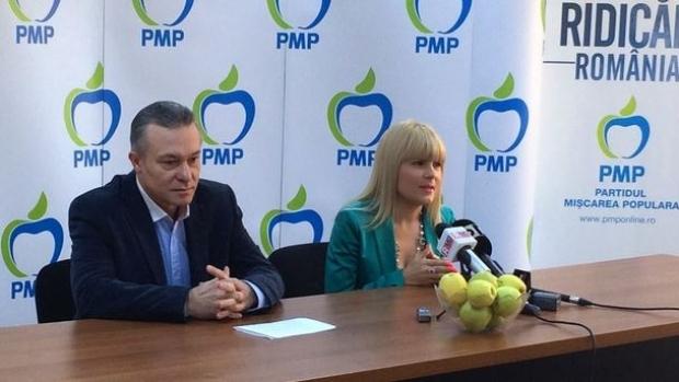 Elena Udrea, sursa de legitimitate si izvor de putere