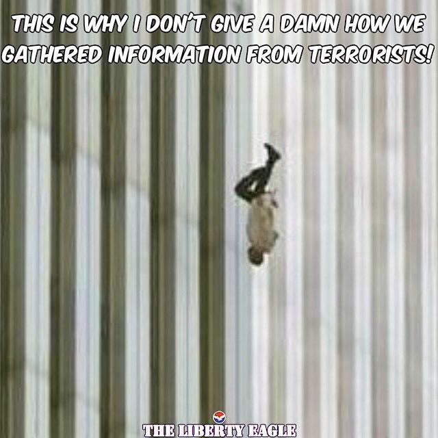 Nu terorizati teroristii!