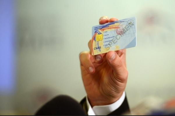 Cardul de sanatate se bazeaza pe un sistem facut de o companie aflata in insolventa