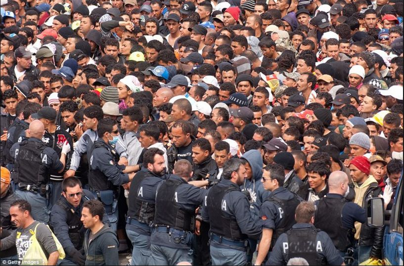 An Illegal Immigrant Catastrophe… In Europe? ISIS Refugees! – PJ Media
