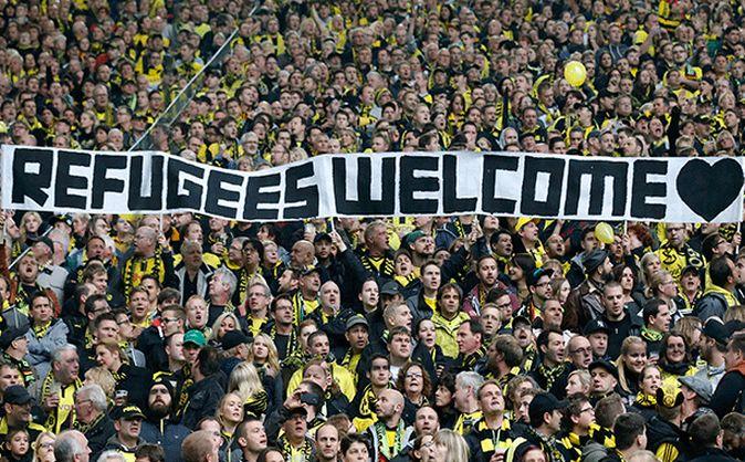 Criza imigrantilor. Germania pare in plina olimpiada a generozitatii.