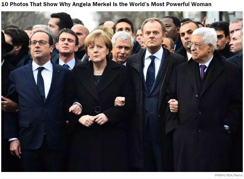 Merkel i-a batut pe Putin si pe Al-Baghdadi