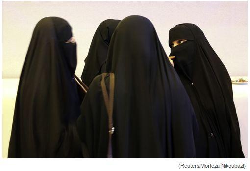 Femeia, celula terorista de baza a societatii
