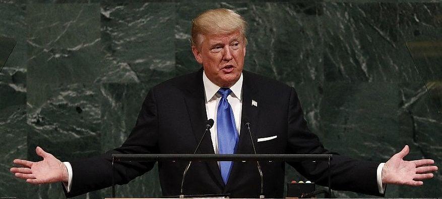 Trump la ONU. Întoarcerea la adevăr.