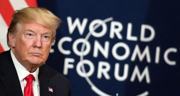 Make the West Great Again. Donald Trump, speech la Davos