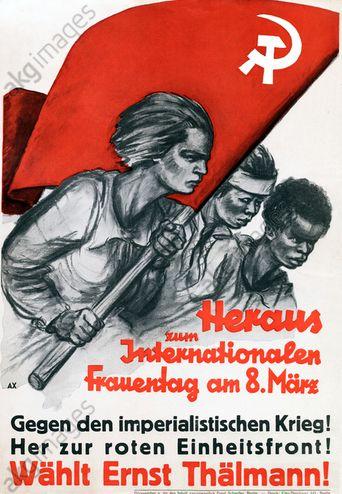 Ziua femeii, o sărbătoare comunistă. 9-12 martie 2018