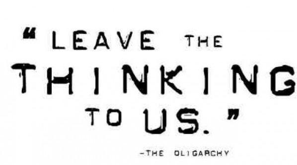 Legea de fier a oligarhiei