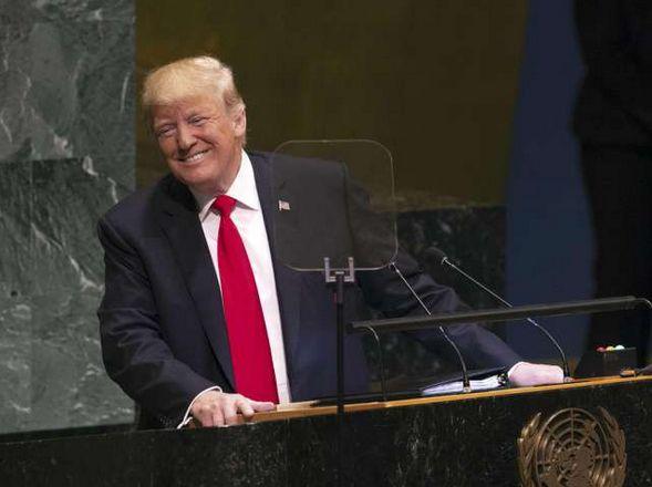 Donald Trump. Al doilea discurs la ONU –  integral
