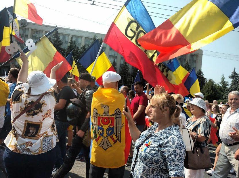 Chișinău. Latura pragmatică. Republica unirii