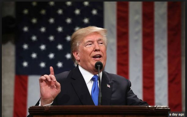 Tonight, I ask you to choose GREATNESS – Donald Trump, State of the Union 2019