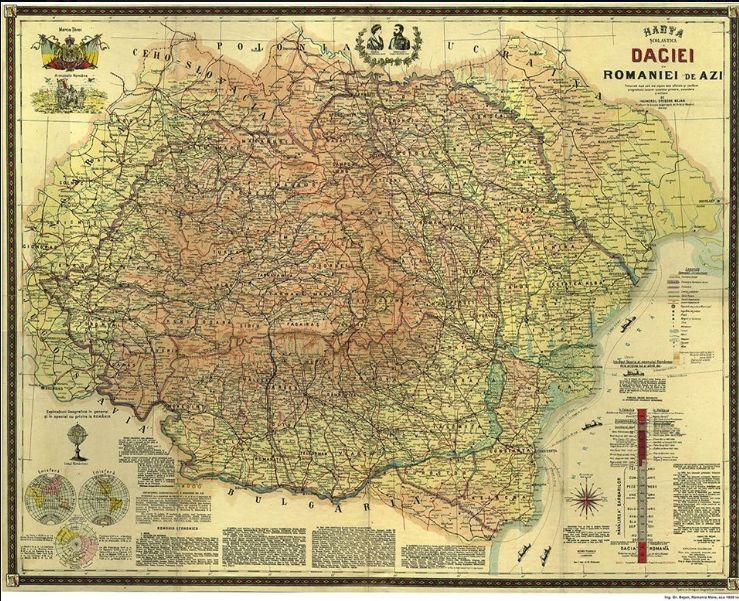 La mulți ani, români! La mulți ani, țara mea!