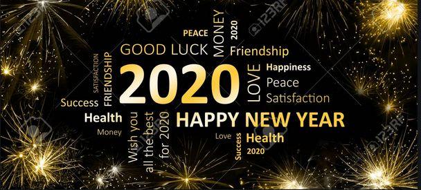 Bine ai venit, 2020! La mulți ani!